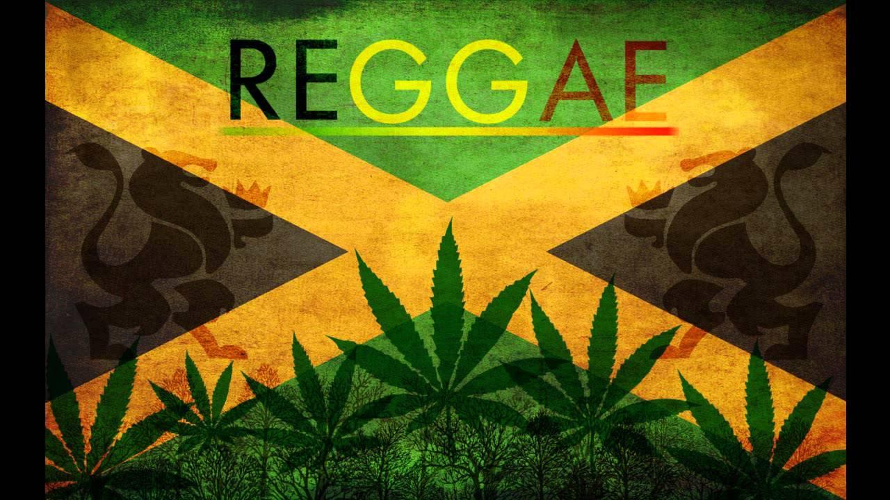 reggae and ganja